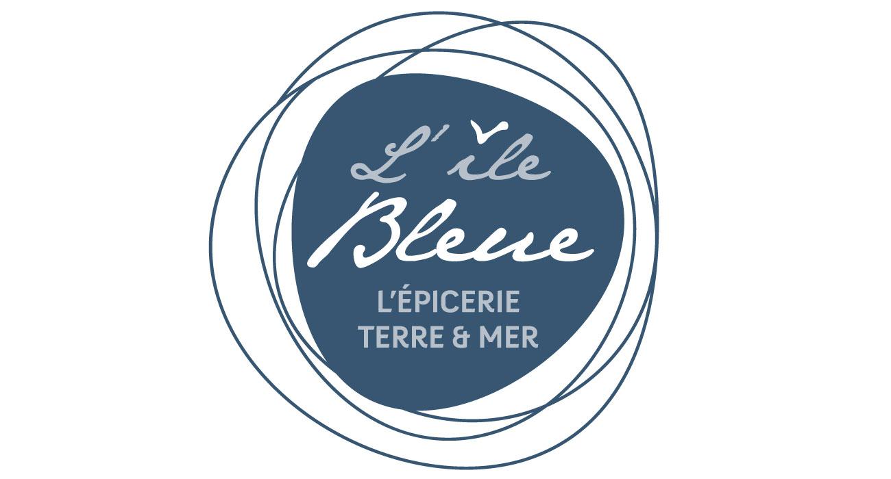 Logo L'Île Bleue