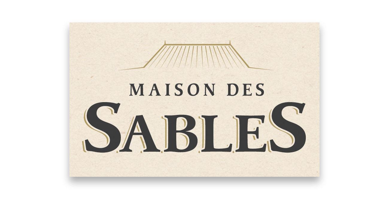 Logo Maison des Sables