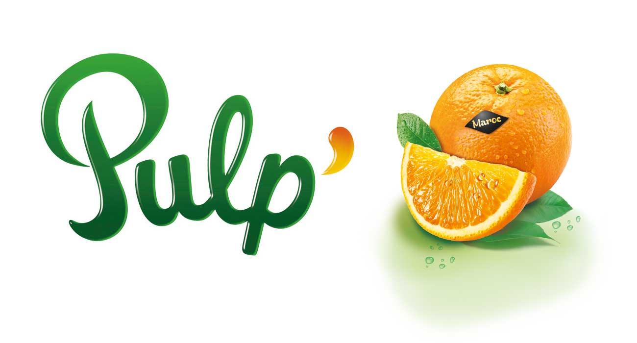 Logo Pulp' Marrakech