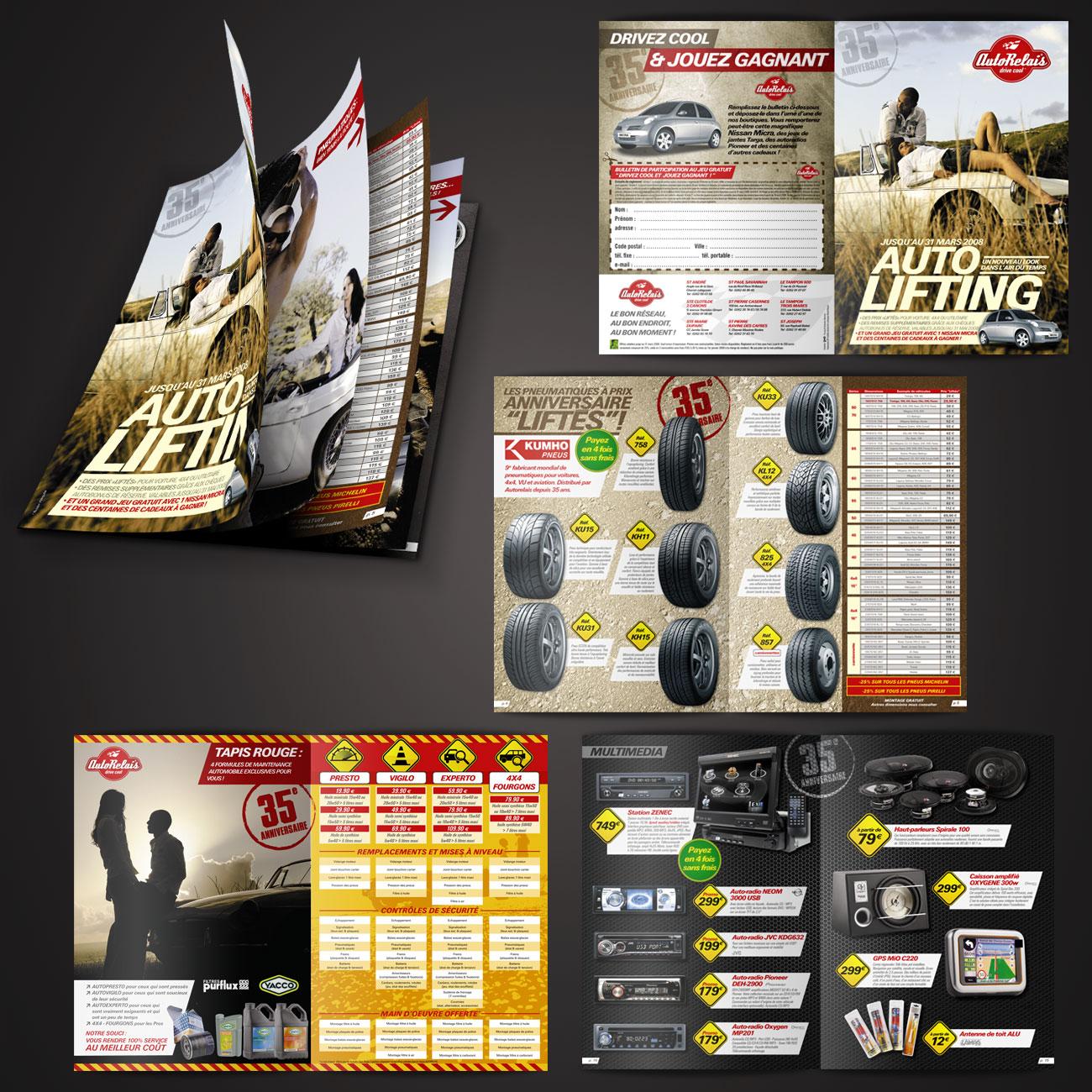 Catalogue Autorelais