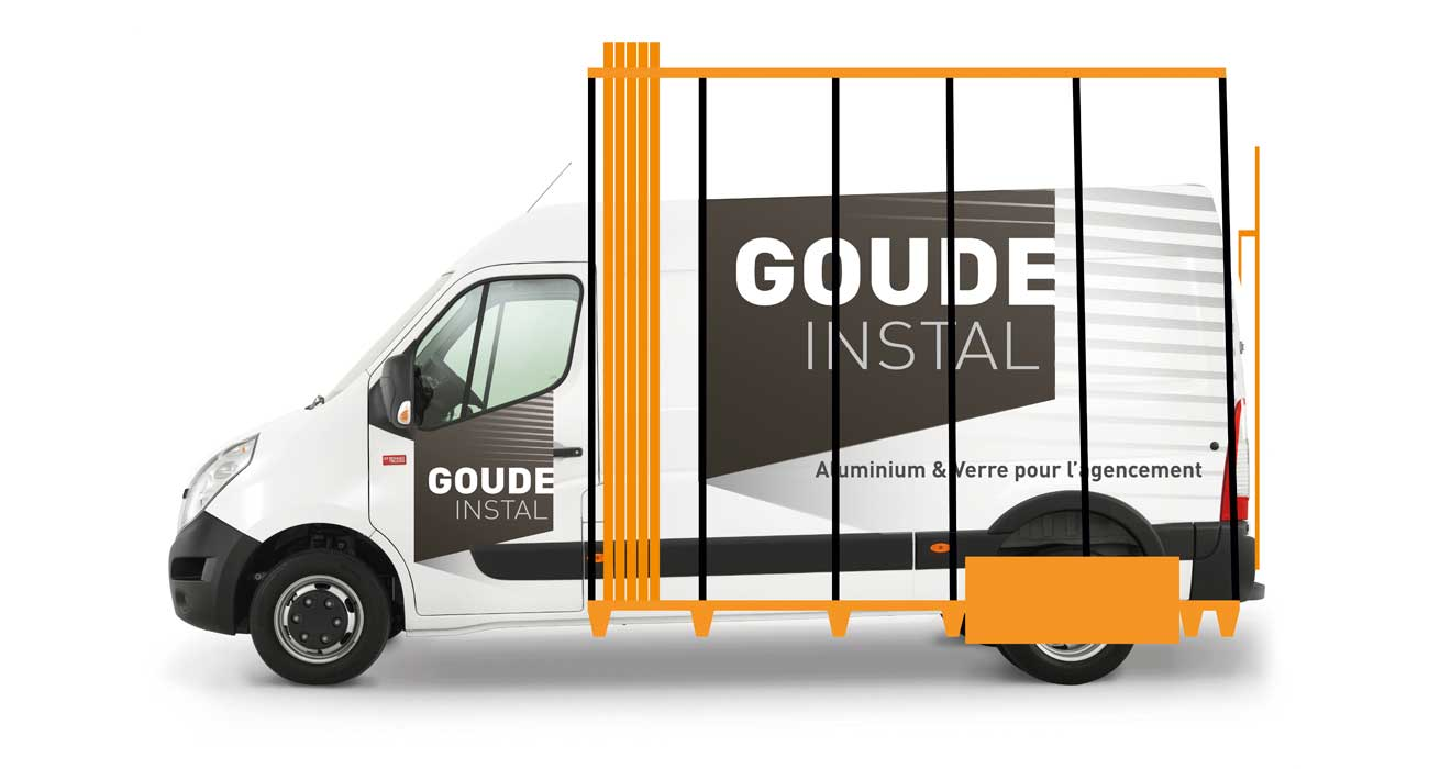 Véhicule Groupe MVR - Goude Instal