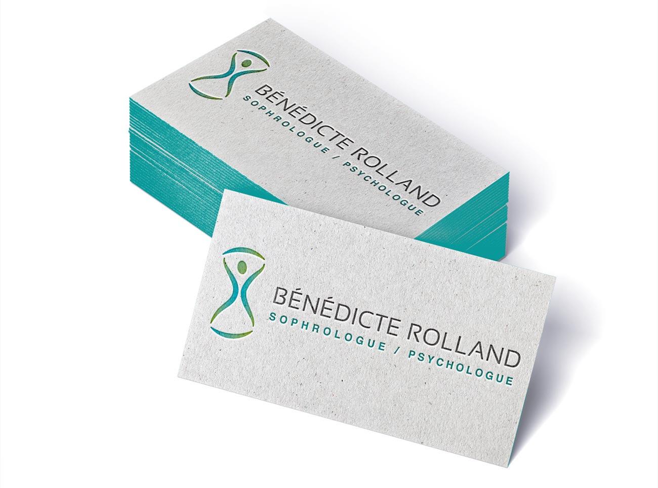 logo Bénédicte Rolland